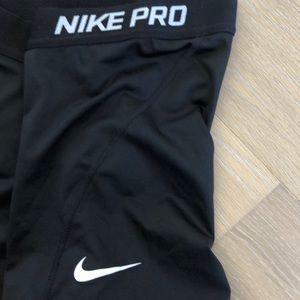Nike Shorts - EUC Nike Pro Shorts Large